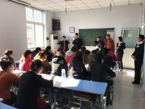 中国人技能実習生